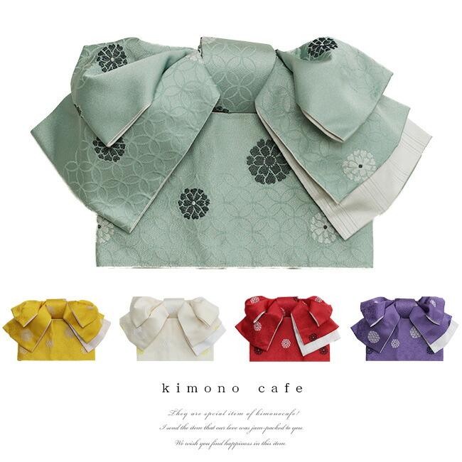 レディース 浴衣 大人浴衣 麻浴衣 シンプル