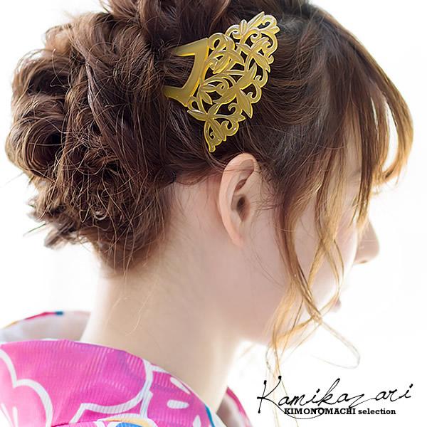 髪飾り簪かんざし