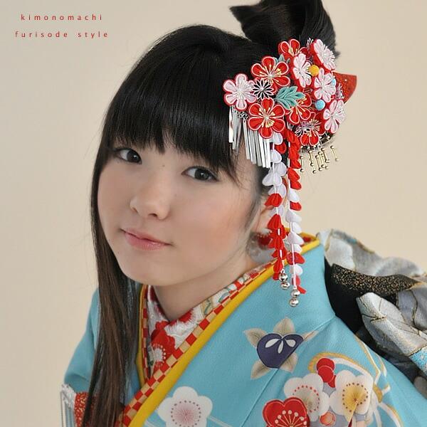 振袖 成人式 卒業式 日本髪 髪飾り