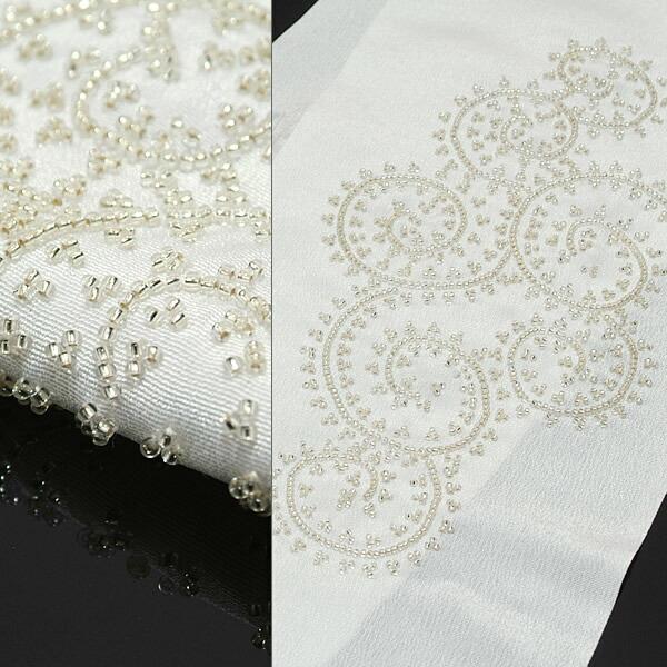 刺繍半襟 和装小物 着物小物