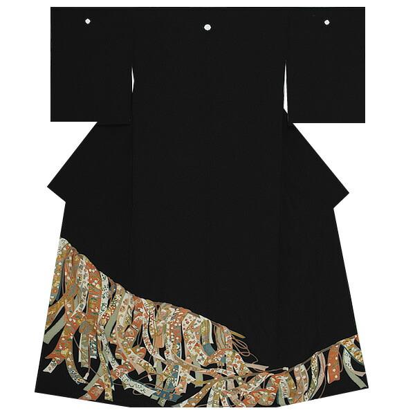 婚礼 結婚式 第一礼装 黒留 礼服 礼装