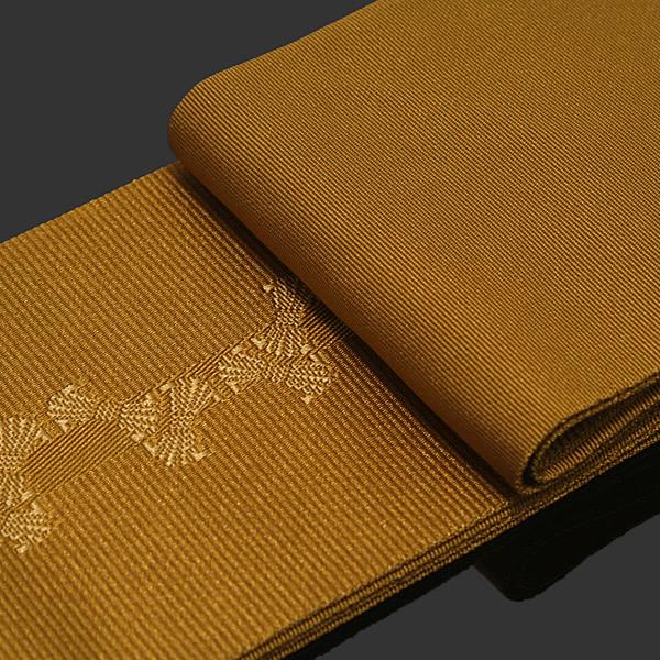 京都きもの町オリジナル 男性用帯 角帯 小袋帯