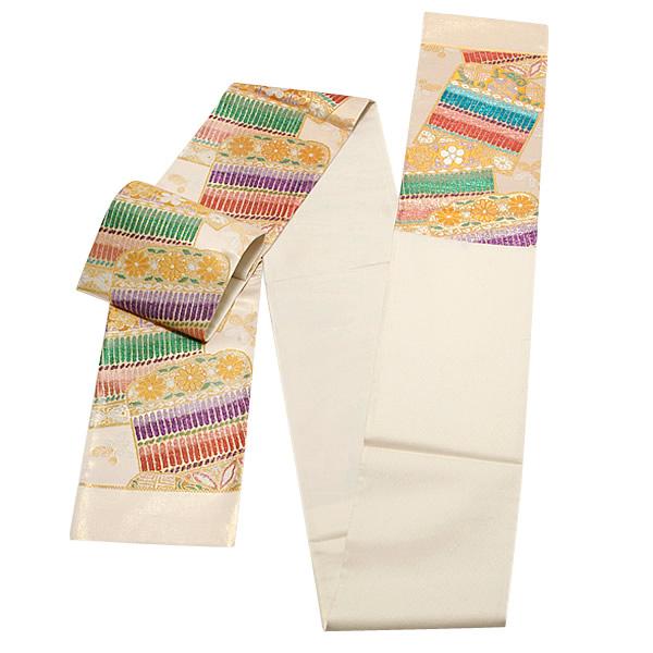 正絹帯 西陣袋帯 結婚式