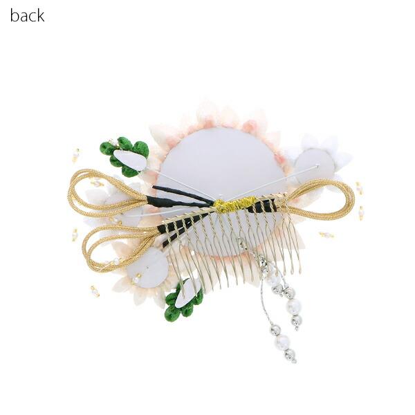 髪飾り ブライダル 振袖