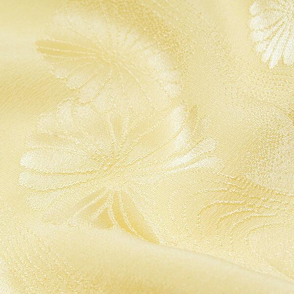 正絹帯揚げ 袷着物に ふくよかさん向け