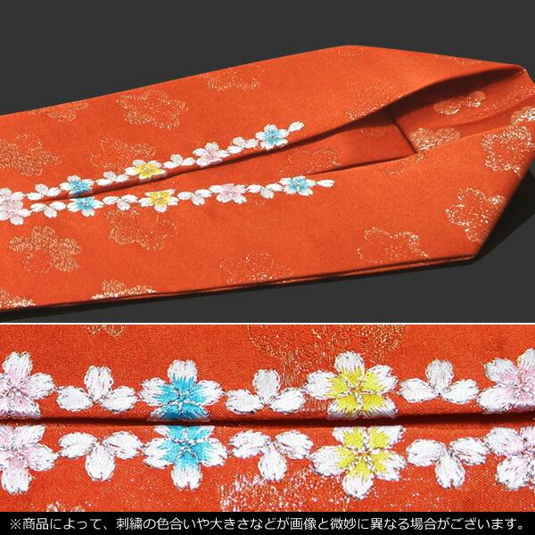 振袖、二尺袖、袴に 伊達衿 振袖小物