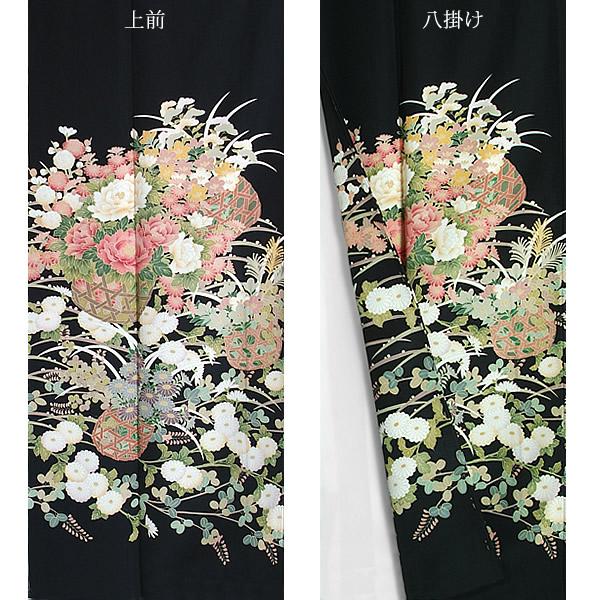 黒留袖セット 第一礼装 結婚式
