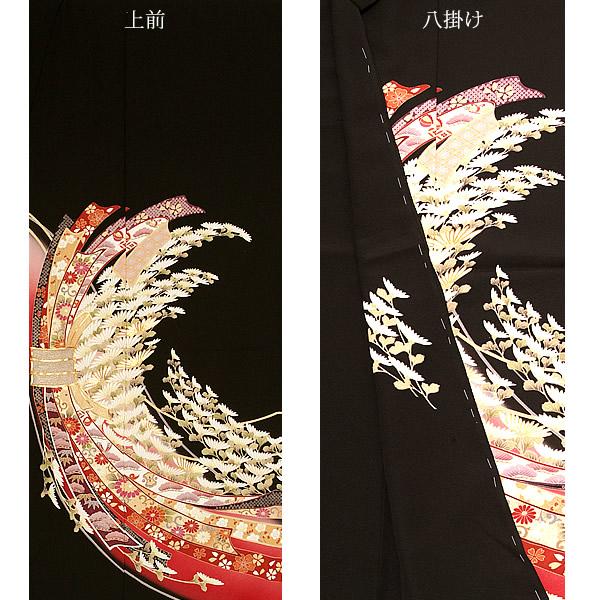 黒留袖単品