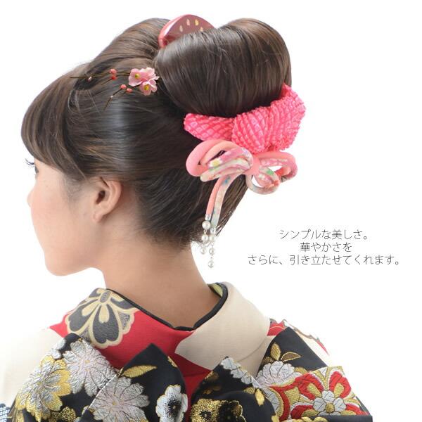 髪飾り  ポイント髪飾り