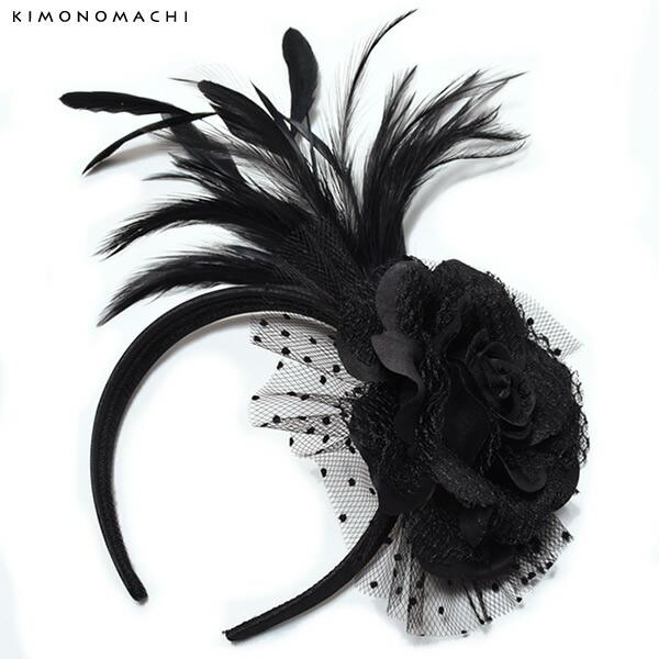 髪飾り ヘッドドレス お花髪飾り