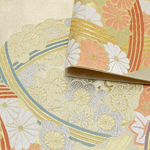 袋帯 京都西陣 正絹帯