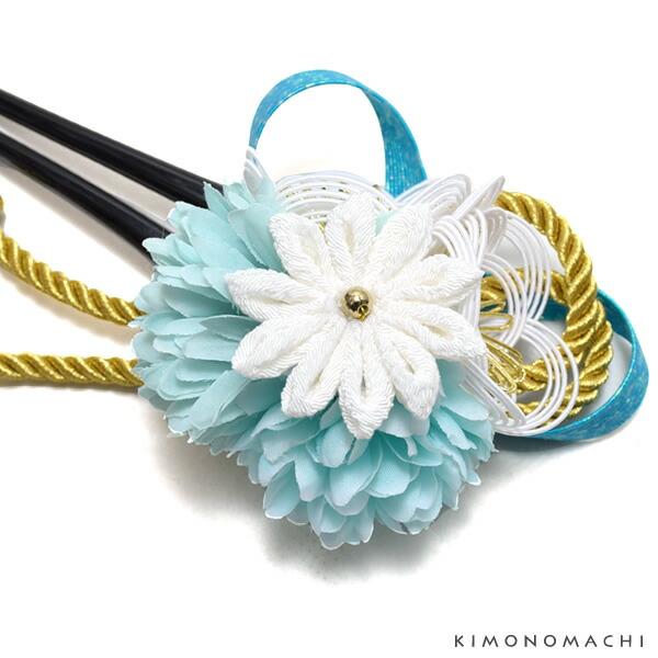 髪飾り お花髪飾り かんざし