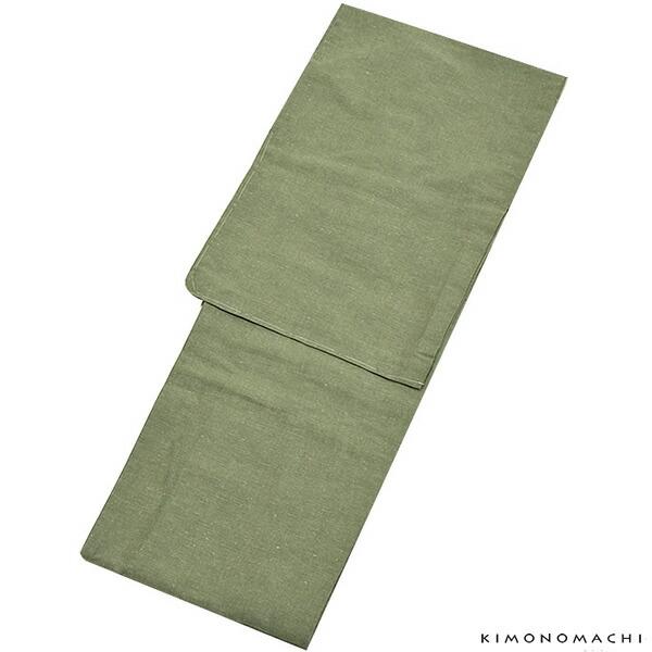 木綿着物単品 洒落着 バチ衿