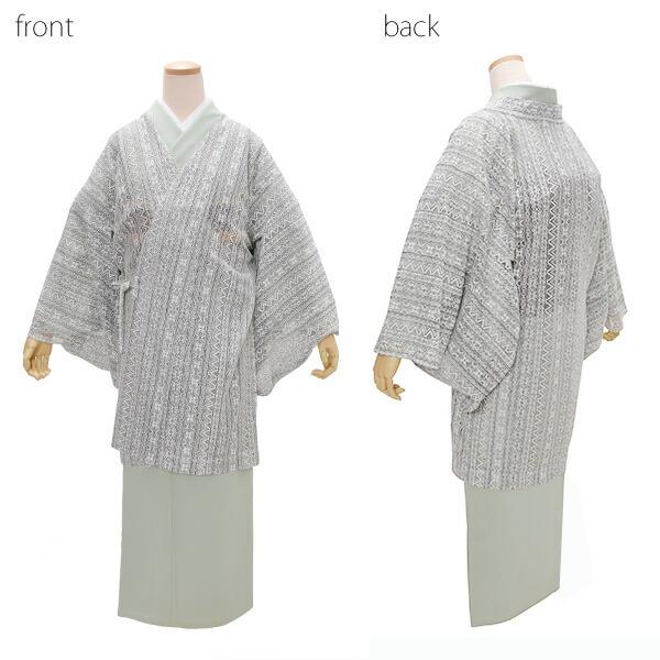 レースコート 和装コート 春コート