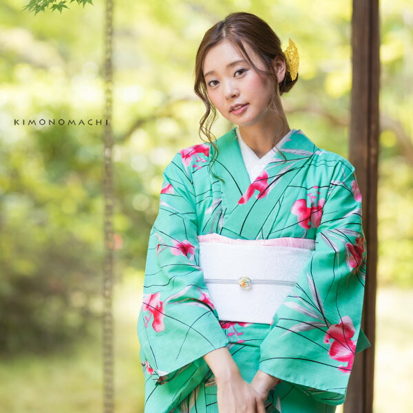 夏の洗える着物(絽・紗)