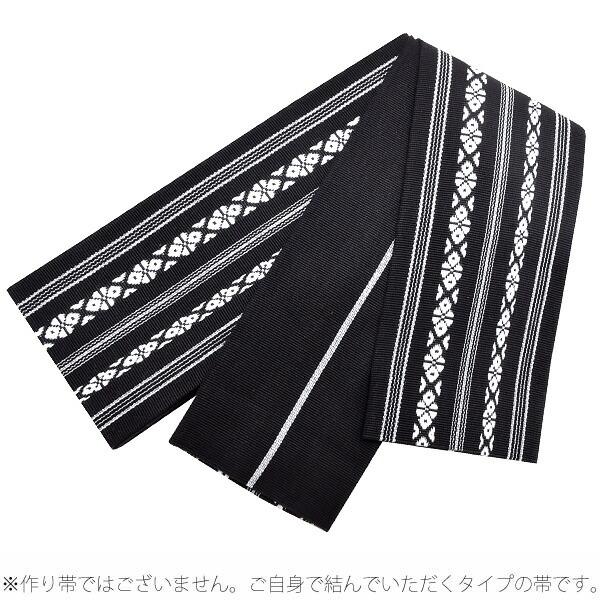 日本製 綿角帯 メンズ