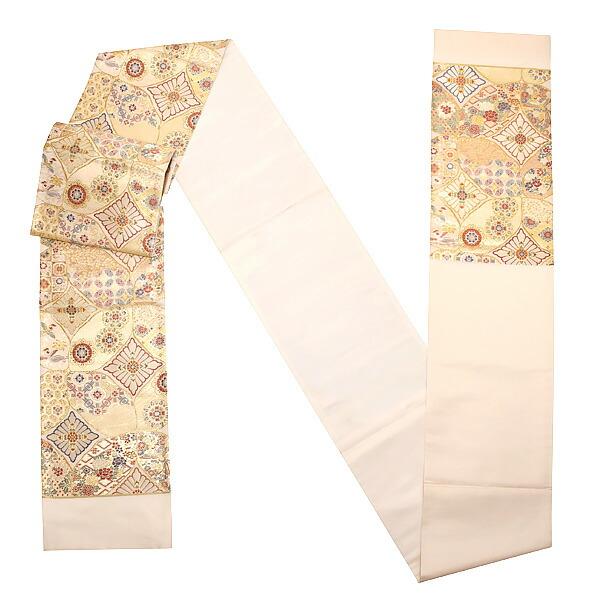 未仕立て 礼装帯 正絹帯