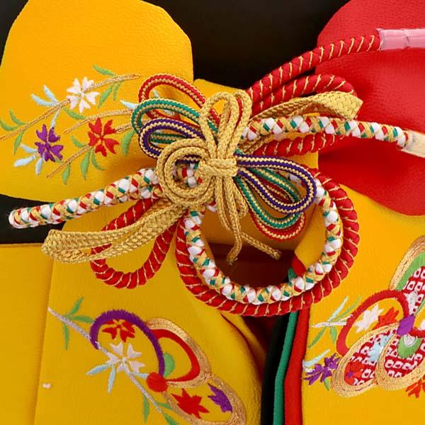 結び帯 日本製 ひな祭り、桃の節句