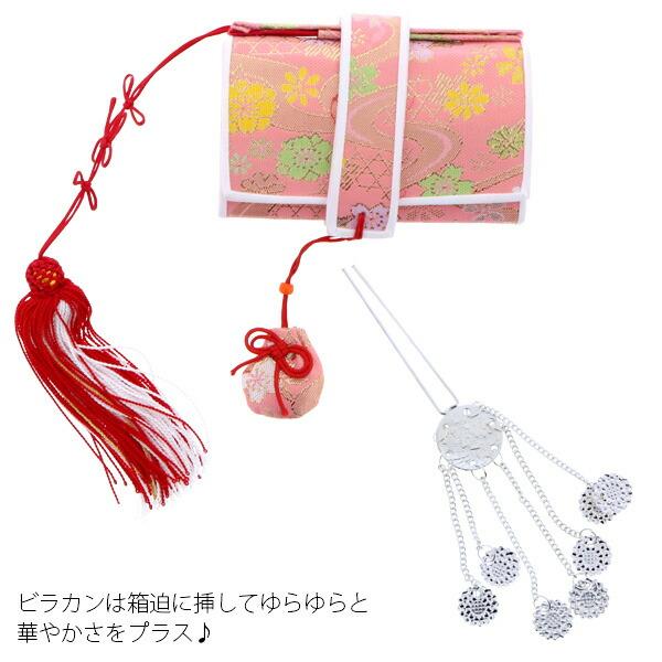 箱迫セット 日本製 ひな祭り、桃の節句