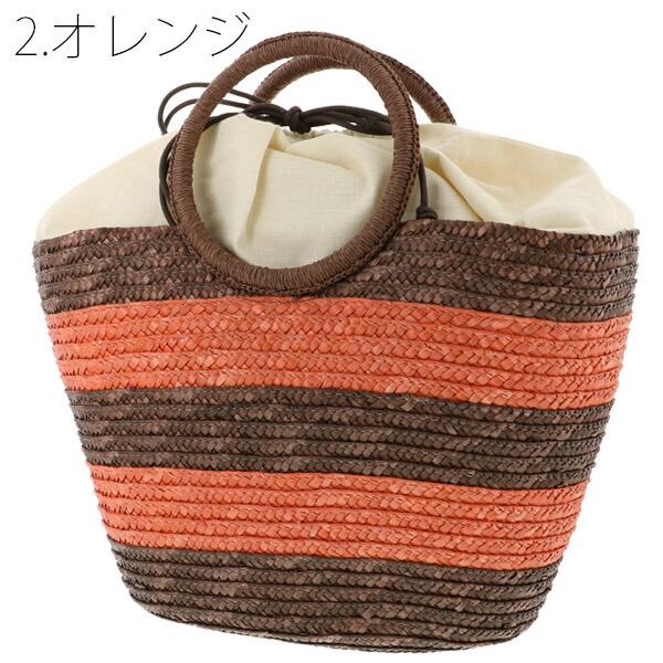 バッグ単品 大きめバッグ 編みバッグ