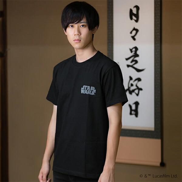 黒Tシャツ プリントTシャツ 綿Tシャツ