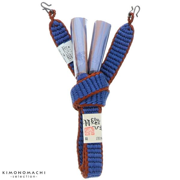 羽織紐 男性小物 羽織カン付き