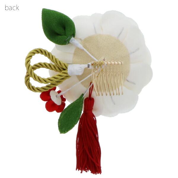髪飾り単品 コーム髪飾り 十三詣り、卒業式の袴にも