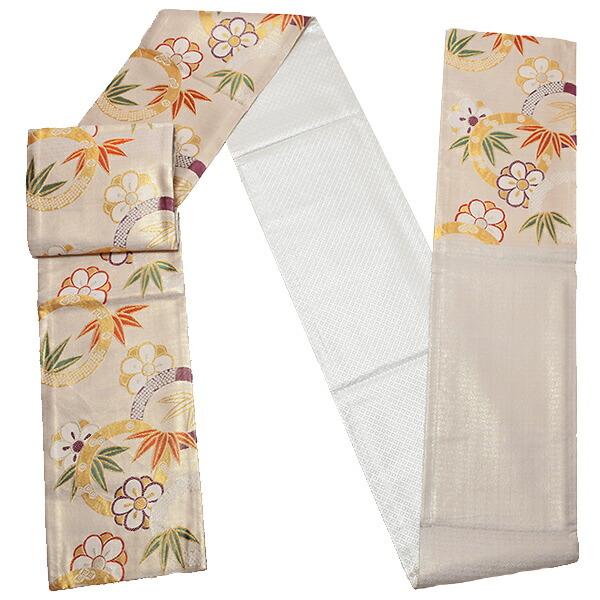 お仕立て上がり 礼装帯 正絹帯