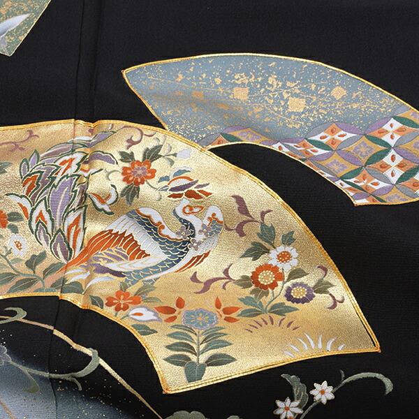 黒留袖単品 第一礼装 結婚式