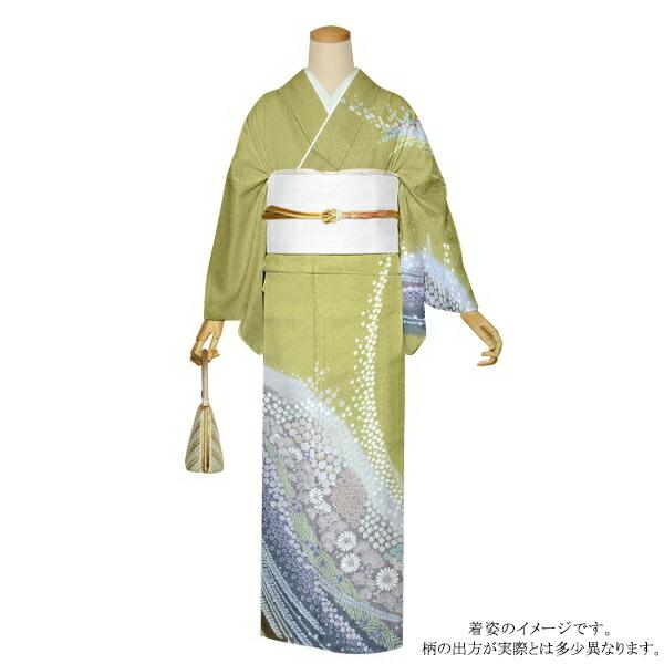 袋帯お仕立て代込み 正絹訪問着 礼装