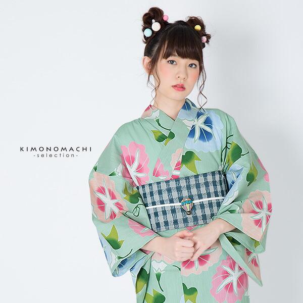 浴衣単品 日本製 お仕立て上がり浴衣