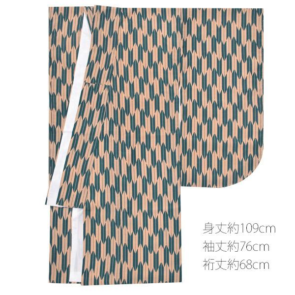 袴セット 女性着物 ショート丈