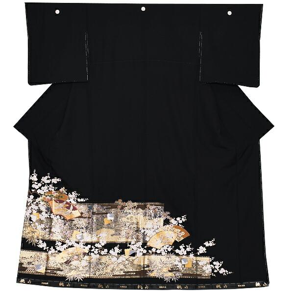 紋入れ代込み 正絹着物 高級プレタ