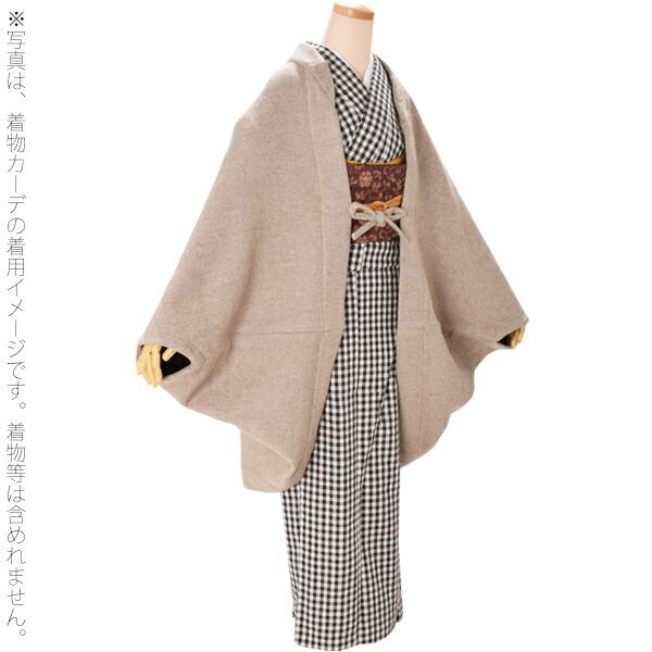 着物コート 和装コート ウールコート