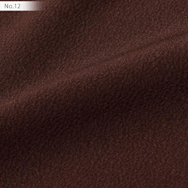 【反物 着物 メンズ】東レ シルック 男性 ちりめん 色無地 着尺 8色 メンズ 秋冬 TORAY Sillook ゆめかんざしシリーズ<H>【こちらの商品はお取り寄せ品です】【送料無料】【メール便不可】