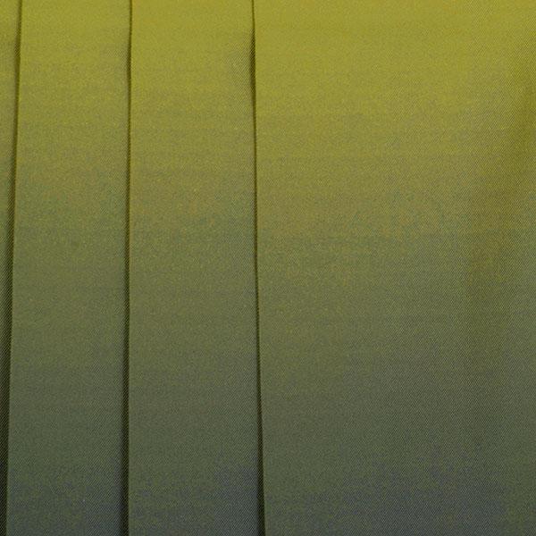 袴 単品 「深緑 ぼかし Sサイズ」 卒業式 袴 レディース 行燈袴 女性用袴単品 【メール便不可】