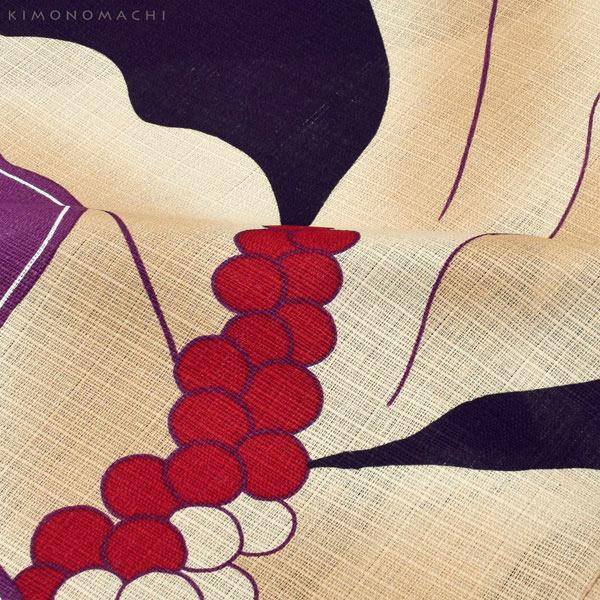 浴衣 セット レディース 大人 浴衣セット 浴衣3点セット(浴衣+帯+下駄) 「浴衣:万年青 紫+帯:蝶エクルベージュ+おまかせ下駄」 2020年新作浴衣 きもの町オリジナル 浴衣福袋 大人 可愛い 個性的 レトロモダン 花火大会 夏祭り 女性用浴衣 女性浴衣 ゆかた yukata 【メール便不可】