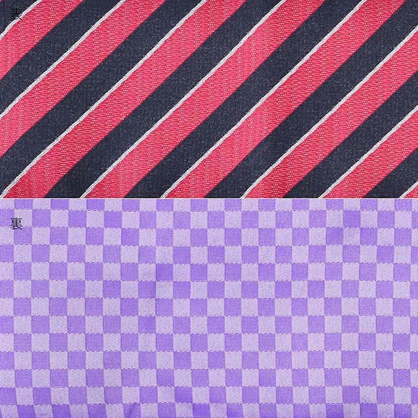 浴衣 帯 半幅帯 「黒×赤 斜め縞」 大人 小袋帯 レディース 女性用 浴衣帯 半巾帯 半幅帯単品 【メール便不可】