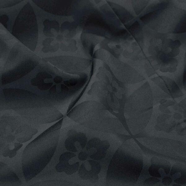 七五三 着物 男の子 3歳~5歳 ブランド羽織袴セット petite liberte プチリベルテ 「菊アイボリー×黒×紫、ブラック」 小柄な五歳 大きな三歳向け 対応身長105cm~115cm前後 着物セット 男児用 3才~5才 着物セット 子供着物 五才のお祝い着 3歳~5歳向け【送料無料】 【メール便不可】
