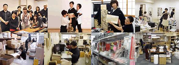 和裁士4名・美容師28名のプロが働くお店です