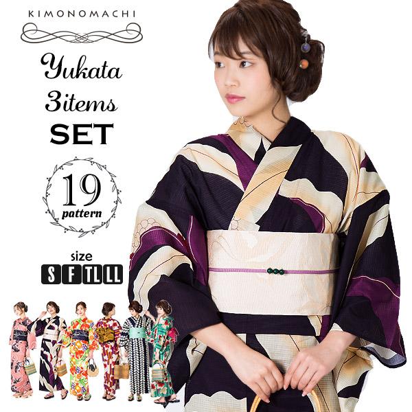 2018浴衣福袋 LADY Style 浴衣セット