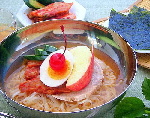 Cold noodle image