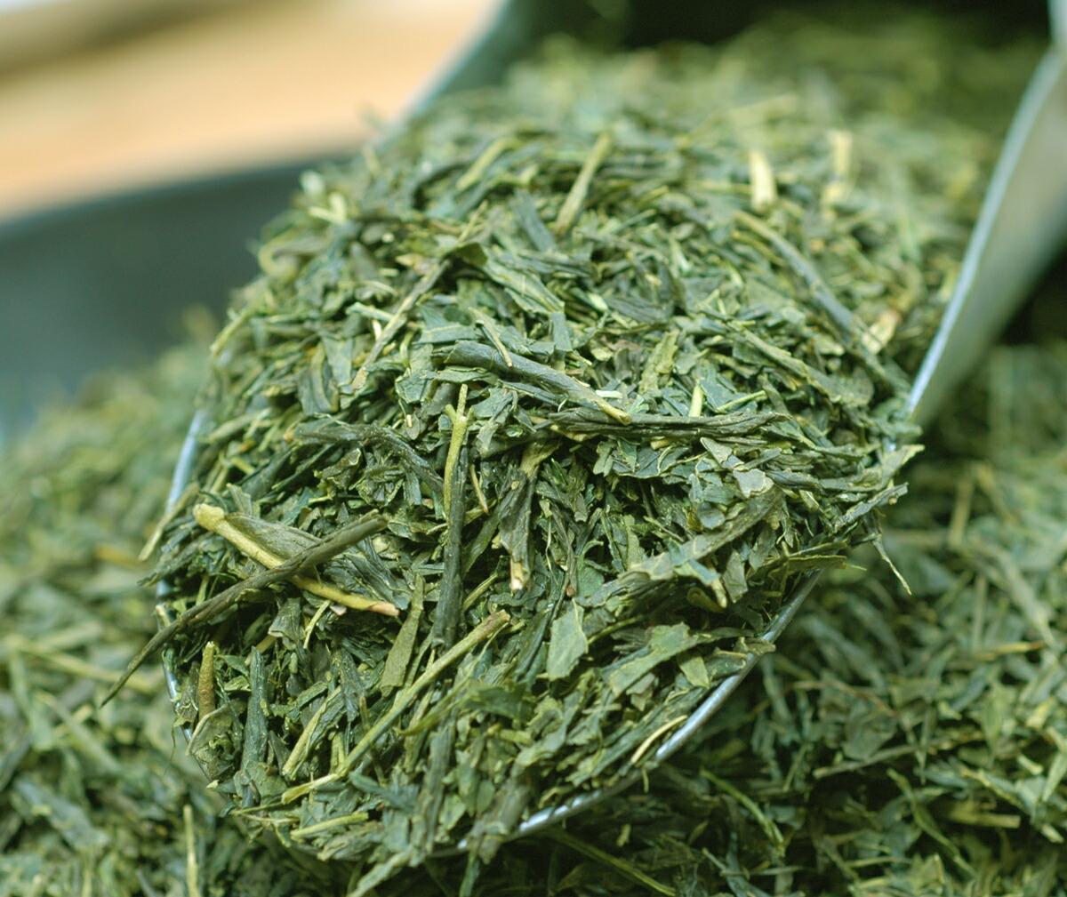 秋番茶 茶葉