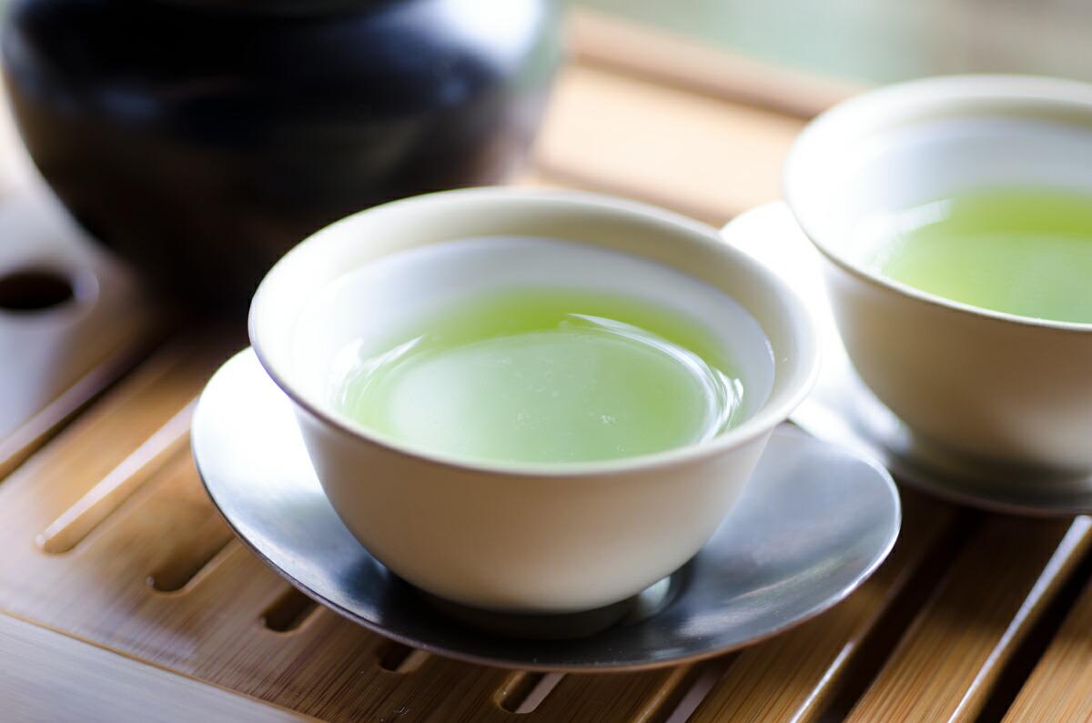 The first tea set