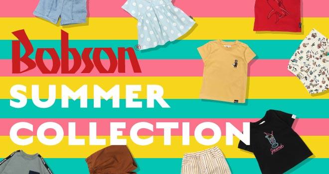 ボブソン夏の新作 キムラタンの子供服
