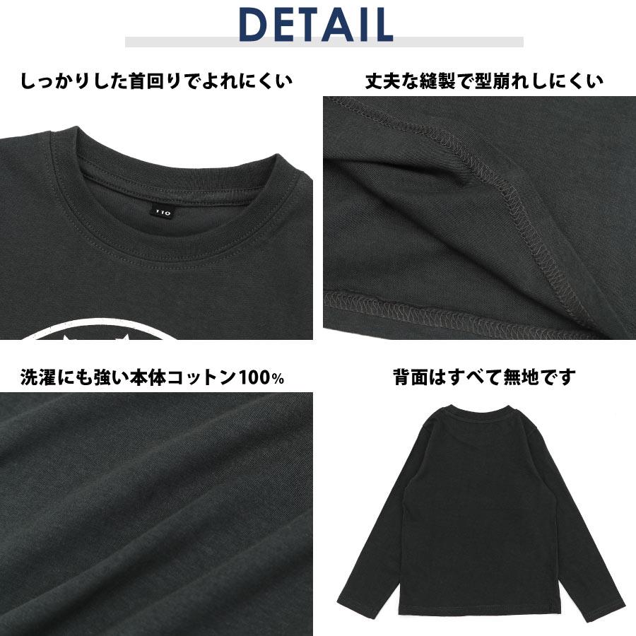 長袖Tシャツ詳細