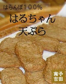 はるちゃん天ぷら
