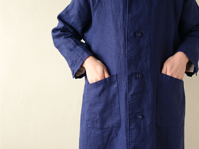 あっこたん×キナル× fog linen work あっこたんと作る理想のお洋服 そよかぜコート