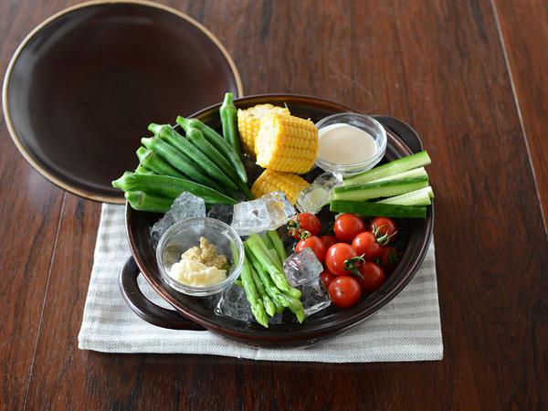 土鍋の夏の使い方