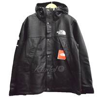 ×THE NORTH FACE 2018AW Leather Mountain Parka